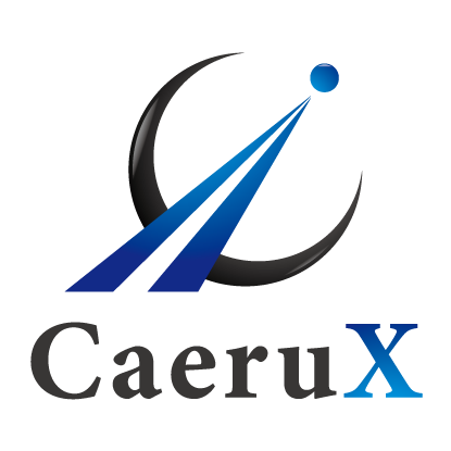 CaeruX Logo